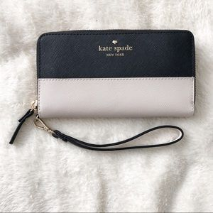 Kate space wrap around wallet